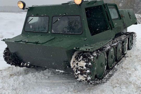 Аренда вездехода ГАЗ-73 (ГТМУ)